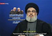 پاسخ نماینده مردم خوزستان در مجلس خبرگان به ابراز لطف سید حسن نصرالله + فیلم 