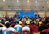 سومین جشنواره فرهنگی ورزشی سرباز نیروی هوافضای سپاه برگزار گردید