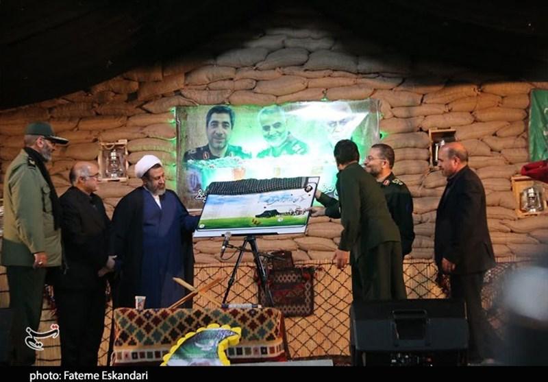 نخستین یادواره سرداران، امیران و هزار و 200 شهید عشایر کرمان به روایت تصویر