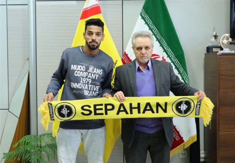 Sepahan Completes Signing of Omani Forward Al-Ghassani