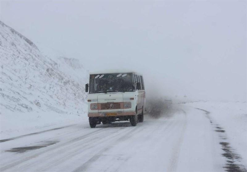 هواشناسی ایران 98/11/4|هشدار کولاک برف و بهمن در برخی استانها
