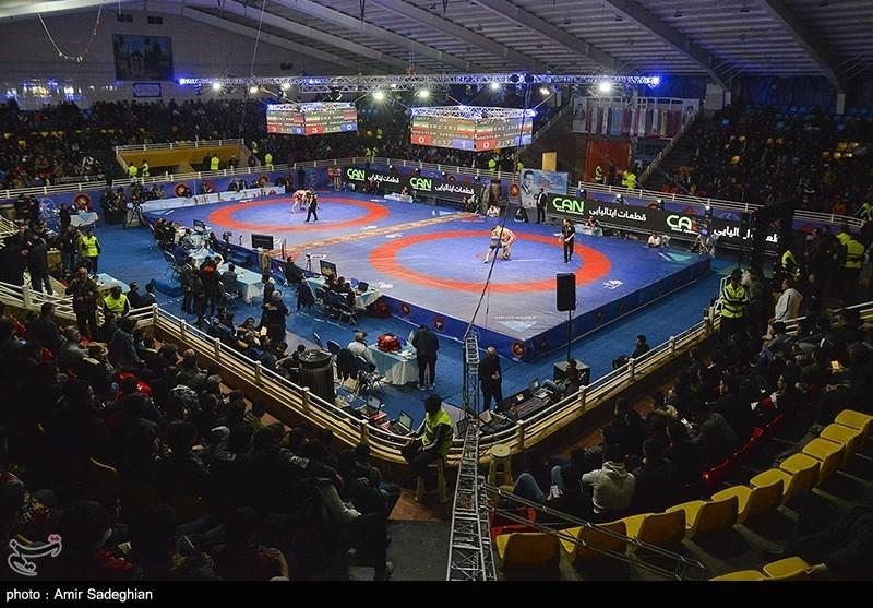 مسابقات کشتی انتخابی المپیک در قرقیزستان لغو شد