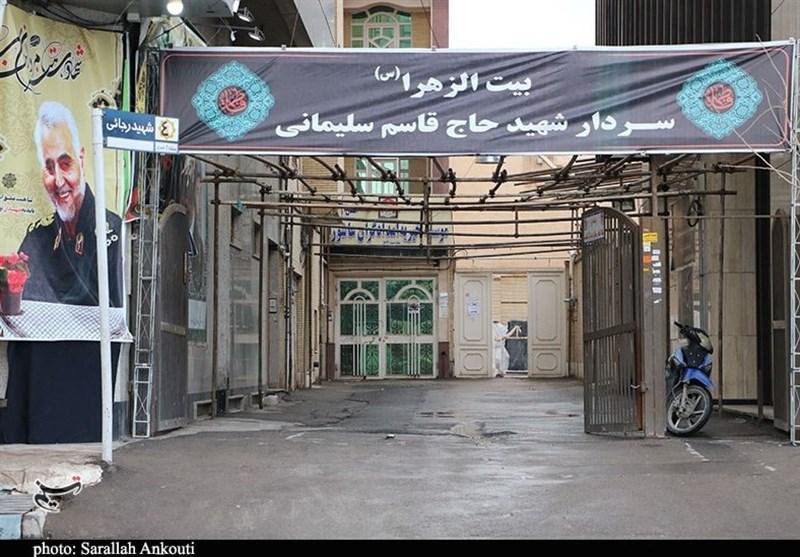 کرمان| برنامههای بیتالزهرای حاج قاسم در ایام فاطمیه اعلام شد