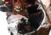 تصادف زنجیرهای مرگبار در محور سنندج ـ دیواندره 4 کشته و 3 زخمی برجای گذاشت