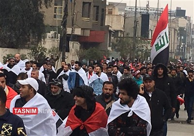 People Hold Million-Man Rally against US Military Presence in Iraq (+Video, Photos)