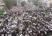 عراق؛ بغداد سمیت مختلف شہروں میں امریکا کے خلاف مظاہرے+ تصاویر ویڈیو