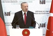اردوغان: طرح اعطای قدس به اسرائیل را اصلاً نمیپذیریم