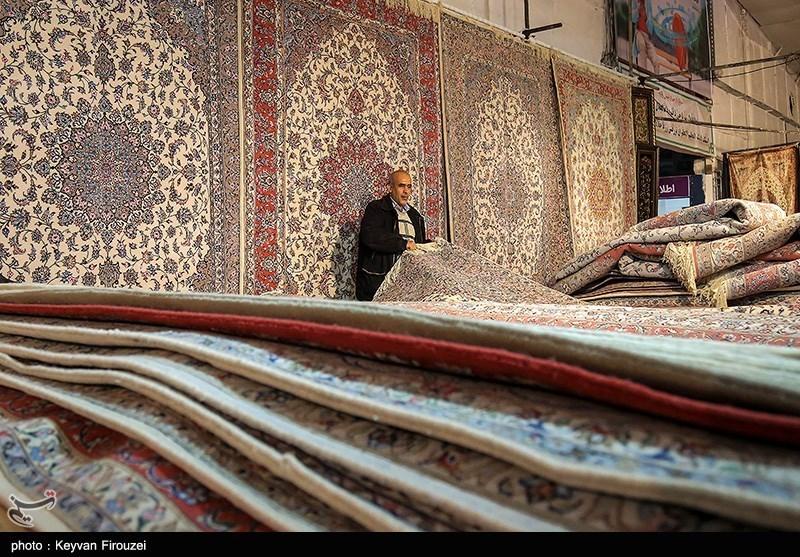 مشکل فرش دستباف ایرانی بازار فروش است