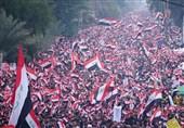 بازتاب تظاهرات عراق/ الاخبار: عراقیها آماده جانفشانی برای دفاع از حاکمیت کشورند
