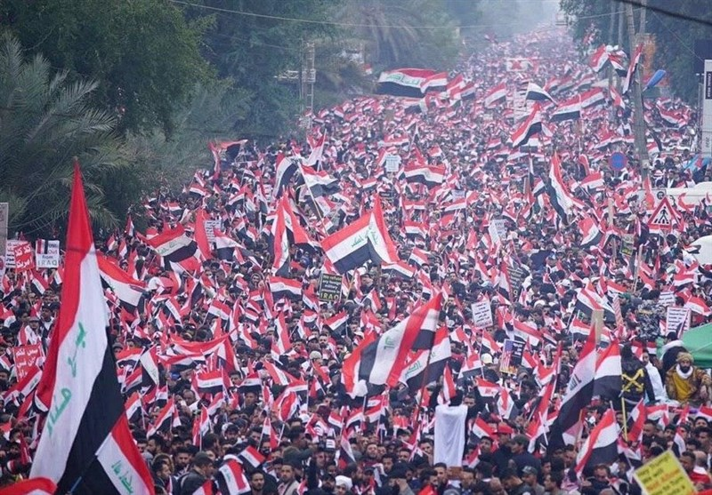 پیوستن عراق به جغرافیای امت اسلامی
