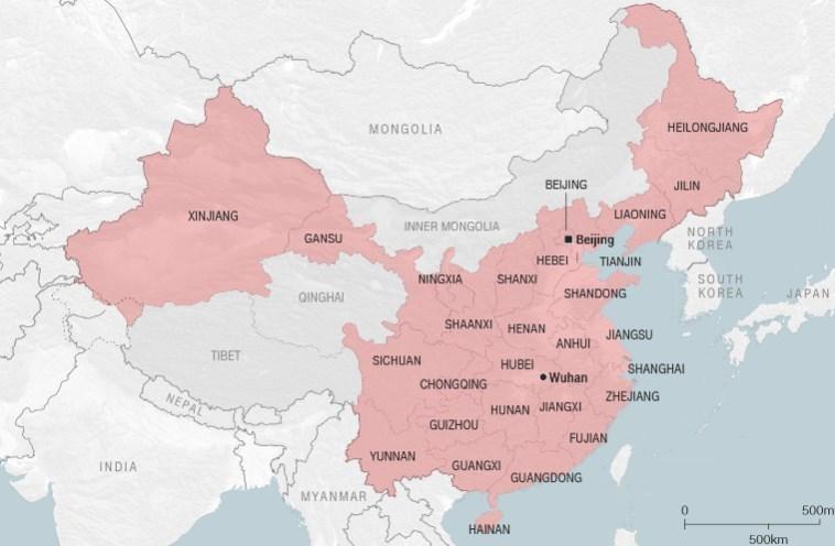 کشور چین ,