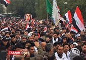 تظاهرات میلیونی عراق