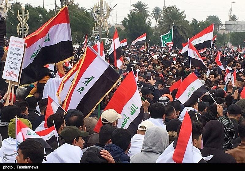 «نقشه راه» ائتلاف سائرون و حزبالله عراق پس از تظاهرات «جمعه حاکمیت»