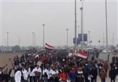 سروده قزوه برای خروش مردم عراق:« جهان مبهوت بانگ یالثارات شما ماندهست»
