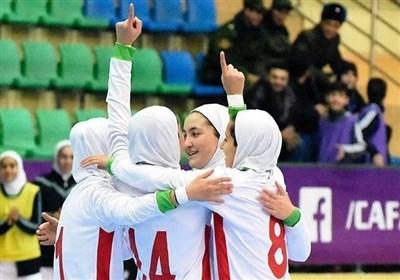 Iran Sinks Tajikistan at CAFA U-19 Girl's Futsal C'ship - Sports news