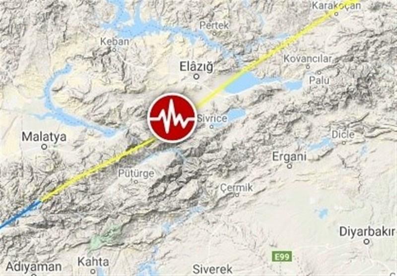 تلفات اولیه زمینلرزه در شرق ترکیه اعلام شد