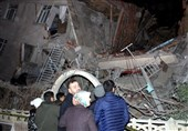 Iran's President, FM Condole with Turkey over Quake Casualties