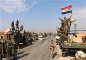 ارتش سوریه «معره النعمان» در ادلب را از لوث تروریستها پاکسازی کرد