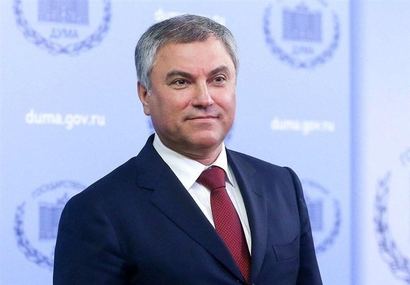 Head of Russia's Duma Due in Iran