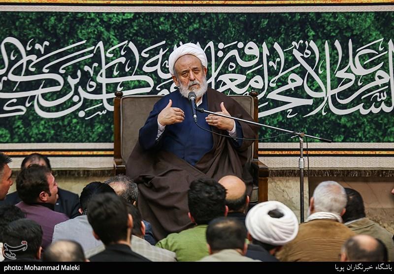 تجلّی ایمان مردم در بازارهای سنتی ایران + فیلم