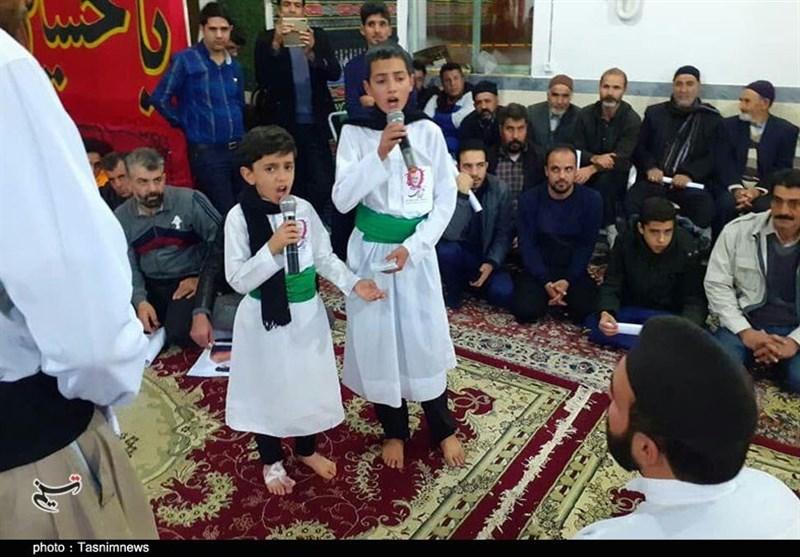 بچهخوانان کرمانی رتبه نخست سوگواره کشوری تعزیه اراک را کسب کردند