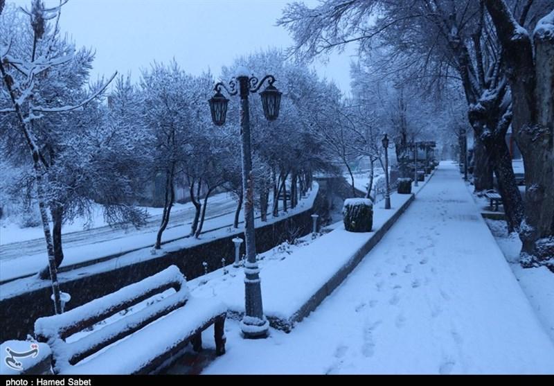 هواشناسی ایران 98/11/10| برف 3 روزه 20 استان را فرا میگیرد