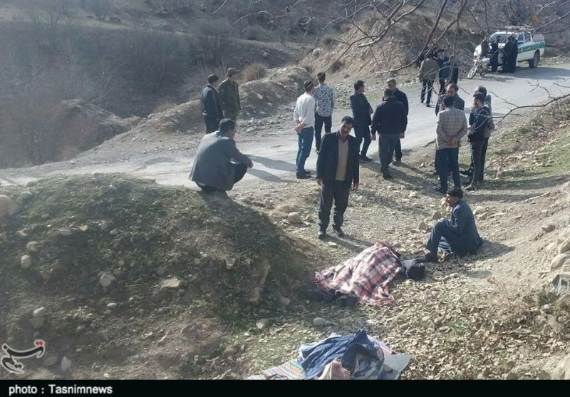 جادهای که نسخه مرگ میپیچد / رفت و آمد پر از دلهره مردم 15 روستای دورود در جادهای پرخطر + فیلم