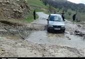 """سایه سنگین محرومیت بر منطقه """"تنگ خاص"""" ممسنی؛ 7 روستا بدون جاده دسترسی"""