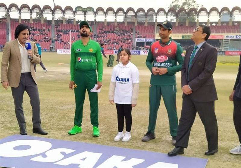 بنگلا دیش کا پاکستان کیخلاف بیٹنگ کا فیصلہ