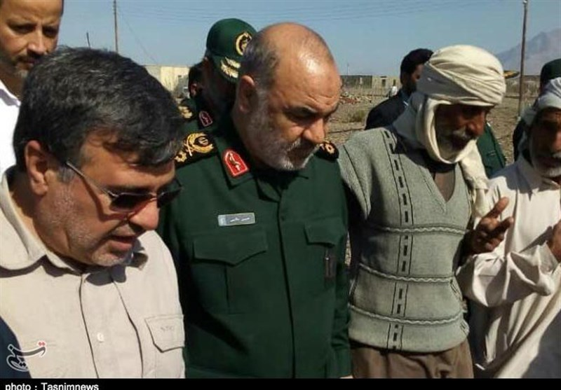 IRGC Chief Vows to Use All Capacities to Help Iran Thrive despite US Bans