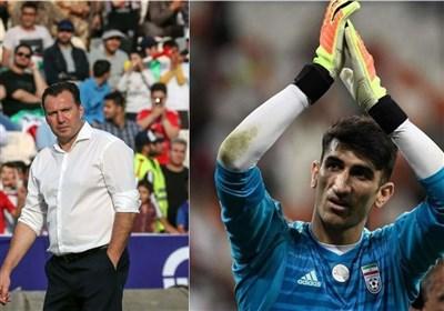 Persepolis Keeper Beiranvand to Join Antwerp at Summer - Sports news