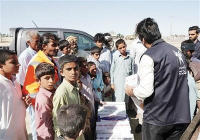 وضعیت بحرانی در مناطق سیلزده سیستان و بلوچستان / قرارگاه جهادی دانشگاه آزاد به کمک مردم شتافت
