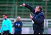 رادولوویچ خطاب به بازیکنان ذوبآهن: میخواستم فشار را از دوش شما بردارم
