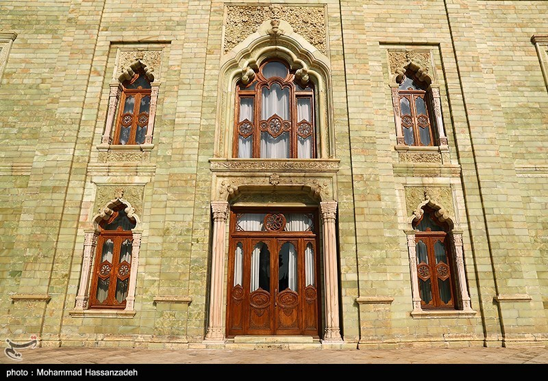 The Marble Palace: One of The Historic Buildings, Royal Residences in Iran - Tourism news