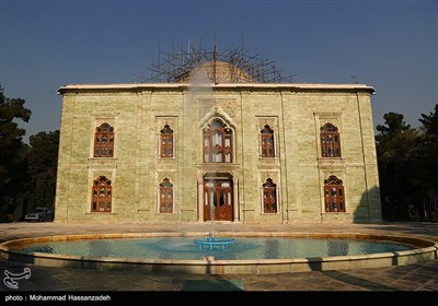 The Marble Palace: One of The Historic Buildings, Royal Residences in Iran