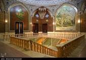 """تیزر/ تبدیل دفتر کار هاشمی رفسنجانی در """"کاخ مرمر"""" به موزه"""