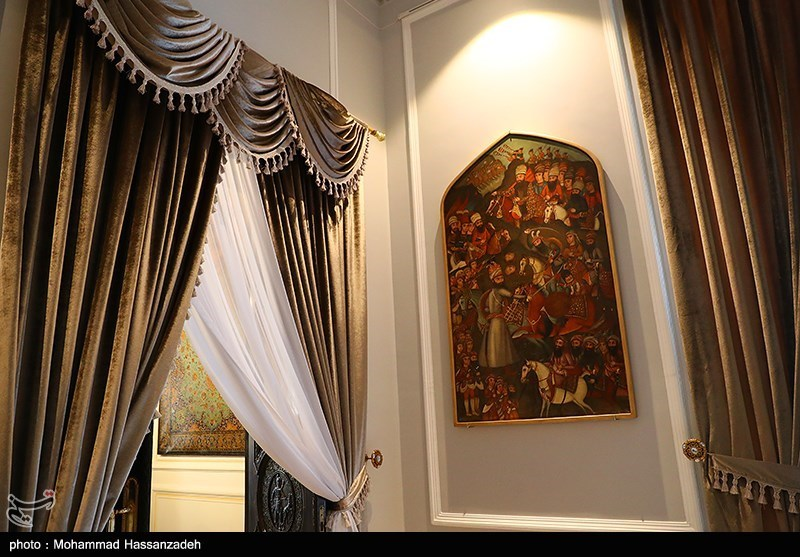 Iranian Art Museum Garden in Tehran - Tourism news