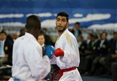 Karate 1-Premier League Paris: Iran's Abazari Seizes Bronze