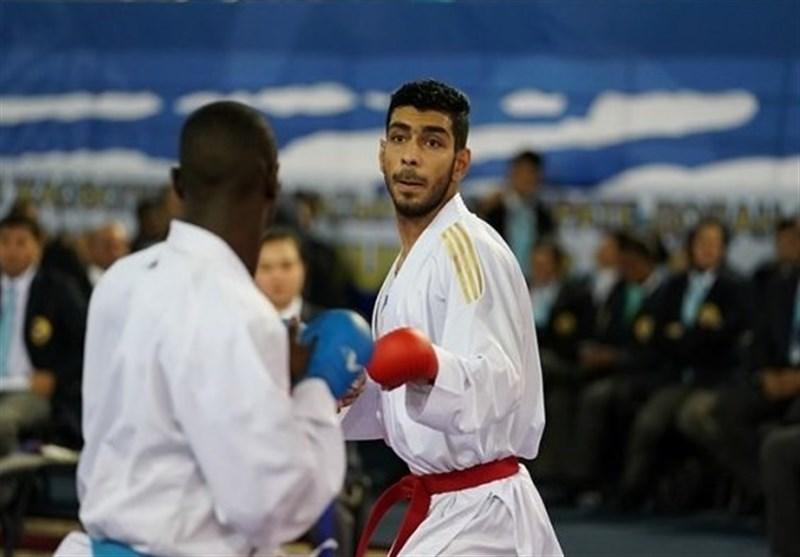 Karate 1-Premier League Paris: Iran's Abazari Seizes Bronze