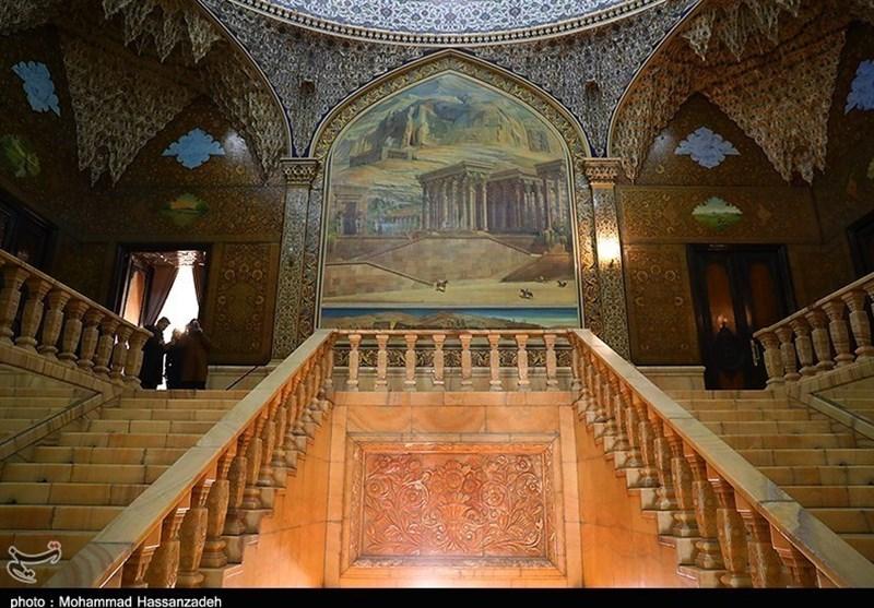 """درهای """"کاخ موزه مرمر"""" همچنان به روی مردم بسته است!"""