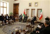 دیدار بنعلوی با ظریف در تهران