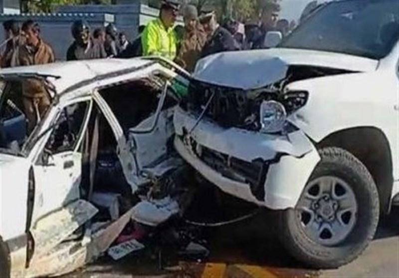 اسلام آباد، امریکی سفارتخانے کی گاڑی کی ٹکر سے 2 پاکستانی شہری جاں بحق