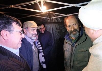 """رئیس صدا و سیما از پروژه """"سلمان"""" بازدید کرد/ نقش سریال جدید میرباقری در گام دوم انقلاب+عکس"""