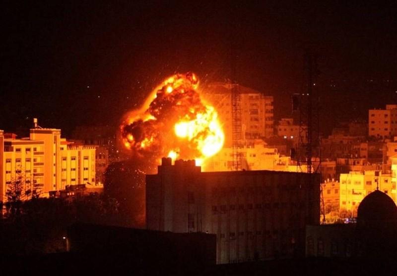 83 شهیدا بینهم 17 طفلا و7 سیدات و487 إصابة حصیلة عدوان الاحتلال على غزة