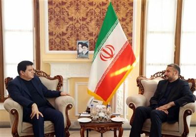 امیرعبداللهیان در دیدارِ سفیر سوریه: ایران از حفظ تمامیت ارضی سوریه حمایت میکند