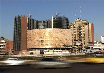 میدان ولیعصر(عج) عطر و بوی فاطمیه گرفت+عکس