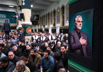 """جایت خالی نیست، دست ما کوتاه شده """"حاج قاسم"""""""