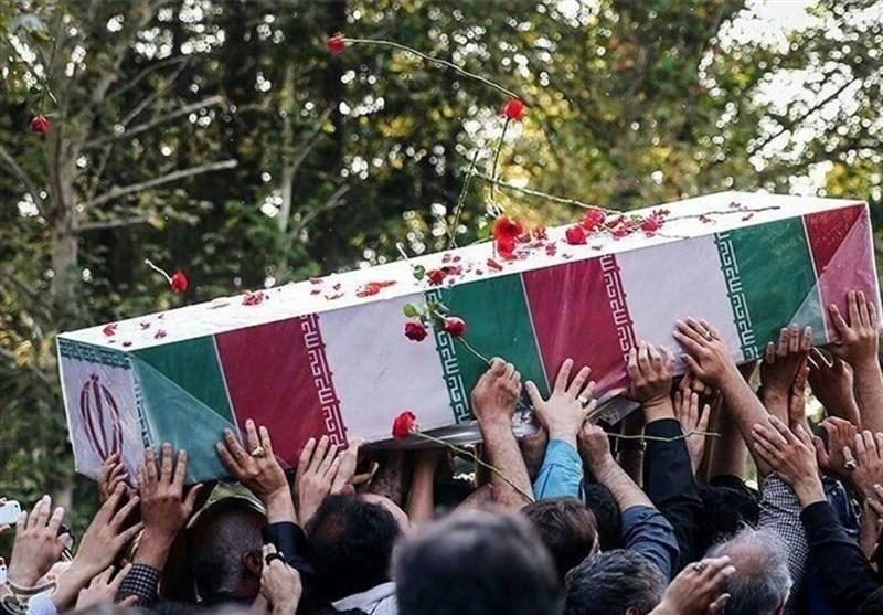استان لرستان میزبان پیکر مطهر یک شهید گمنام میشود