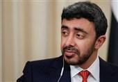 ادعای وزیر خارجه امارات درباره تزریق واکسن کرونا+عکس