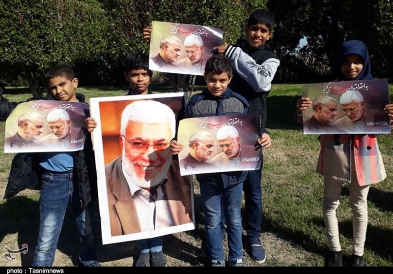 اربعین شهید سلیمانی و همرزمانش در خرمشهر برگزار میشود